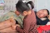 Девочку взял на себя отец парализован после побега матери